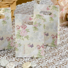 Beige Wedding Favor Bags/Boxes