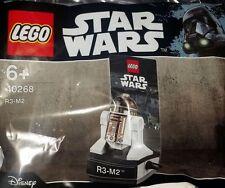 LEGO STAR WARS 40268 R3-M2  Polybag Genuine Collector Rare NUEVO / NEW Sealed