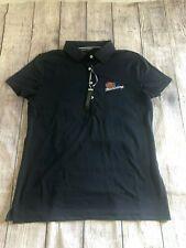 WNBA Phoenix Mercury Ecotec Polo Shirt Womens M NWT