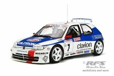 Peugeot 306 Maxi  Rallye Tour de Corse 1996  Panizzi  1:18 OttOmobile 664