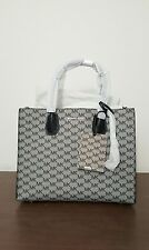 AUTHENTIC MICHAEL KORS SIGNATURE MERCER LARGE TOTE MSRP $298