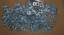 Lot de 225 écrous à insérer - acier zingué - M10 - 4 crans