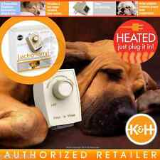 K&H Lectro Temp Control Rheostat for Lectro Kennel Dog Pad & Igloo Pad KH1400