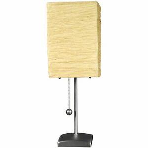 "Oriental Furniture 17"" Yoko Table Lamp"