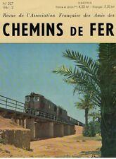 revue AFAC 23 pages service voyageurs 1961/62, CF de Gafsa 8 pages