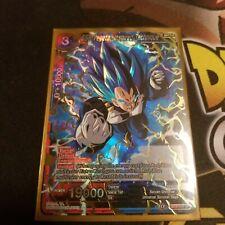 SSB Vegeta, Inspired Technique - Dragon Ball Super Card Game - Invoker Staple