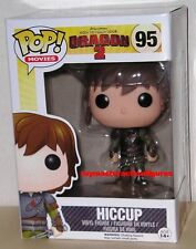FUNKO POP MOVIES HOW TO TRAIN YOUR DRAGON 2 HICCUP #95 Vinyl Figure IN STOCK
