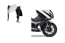 PARAFANGO ANTERIORE YAMAHA T-MAX TMAX 530 2015 > 2016 BCD DESIGN BIANCO NERO