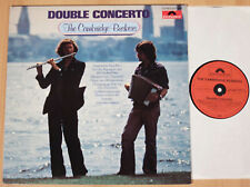 The Cambridge Buskers-Double Concerto (signifiant 1979/LP Near Comme neuf)