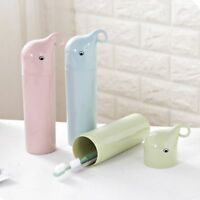 Storage Cup Mouthwash Mug Toothbrush Case Elephant Couple's Toothbrush Holder