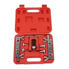 Pipe Brake Double Flaring Tool Set 7pcs Kit Aluminium Copper Tubing Brakes