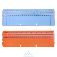 A4 A5 Papierschneidemaschine Rollenschneider Schneidelineal  Foto Cutter Trimmer