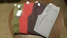 4 x D-Struct Chinos Bulk Pack Bundle 32 x 32 Mens Casual Business Dress Pants