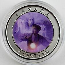 Canada 2016 Haunted Canada: Bell Island Lenticular Hologram Specimen Coin
