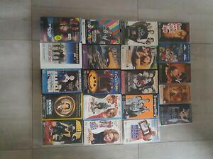 Bulk VHS Bundle- Various films