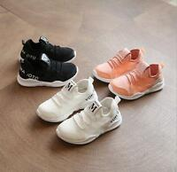 Hot Kids Boys Girls Baby Breathable Sports Sandals Casual Mesh Sneakers Shoes