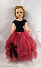 "American Character - Toni - Fashion Doll - 19""- ""American Beauty"" Dress - 1958"
