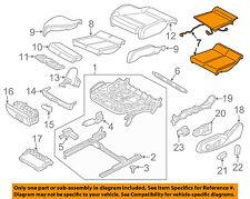 AUDI OEM TT Quattro Front Seat Bottom-Foam Cushion Pad Insert Right 8S0898522B