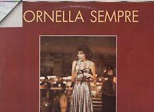 ORNELLA VANONI SEMPRE disco LP 33 giri MADE in ITALY 1987 serie ORIZZONTE