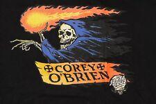 Corey O'brien reaper T-Shirt santa cruz skateboards skate dressen jim phillips