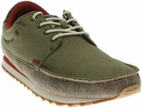 Sanuk Beer Runner Sneakers - Green - Mens