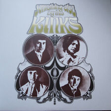 THE KINKS, SOMETHING ELSE BY THE KINKS, RSD 2012, 500 COPIES, 2LP RED (SEALED)