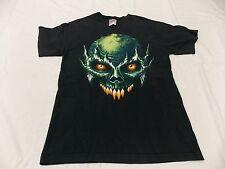 VTG? Bob Tyrell Tattoo Detroit T Shirt Medium Made in USA  RARE! Kid Rock Ink