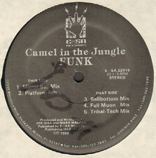 CAMEL IN THE JUNGLE - Funk - AND-SA Records