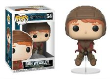 Funko POP! Movies Harry Potter RON WEASLEY (On Broom) #54 Quidditch