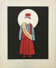 "ROBERT INDIANA ""GERTRUDE STEIN"" 1977 