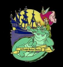 WDW Family Pin Gathering Artist Choice #5 Peter Pan LE Disney Pin 32611