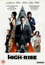 High-Rise (DVD / Tom Hiddleston / Ben Wheatley 2016)