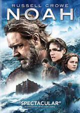 Noah (DVD) Russell Crowe Jennifer Connelly Brand New Sealed