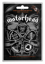 Motorhead - Plectrums / Picks - 5 pack *NEW*