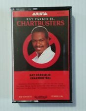 """Ray Parker Jr. """"Chartbusters"""" Cassette Tape 1984 Arista Records Ghostbusters"""