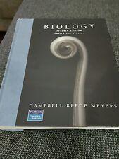 Biology 7th Edition - Australian Version