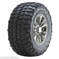 """1  New 33x12.50R20 Federal Tires Couragia M/T Tire 33 12.50 20 10 ply 33"""" Mud"""