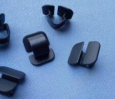 5x Dämmmatte Motorhaube Clip für Passat Golf 3 Vento Audi Seat schwarz 12mm 278A