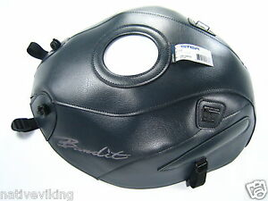 BAGSTER TANK PROTECTOR COVER GSF 600 BANDIT 2000 > 2005 Grey 1403M