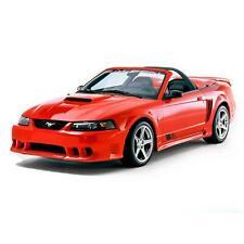 KBD Body Kits Sallen 4 Pc Polyurethane Full Body Kit For Ford Mustang 1999-2004