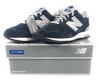 New Balance x J. Crew Collaboration Mens Running Shoes Made In USA M1400NV Navy