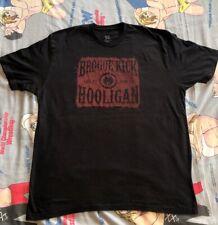 """Sheamus """"Brogue Kick Hooligan"""" Great White XXL WWE/WWF T-Shirt bar"""