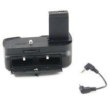 Empuñadura  E10 Battery Grip para Canon 1100D DSLR compatible con BG-E10 BGE10
