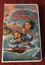 Disney Parks Lilo & Stitch VHS Journal Notebook NEW