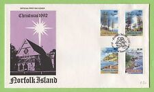 Trees British Norfolk Islander Stamps