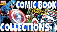 Collection lot of 5 Comic Book Grab bag DC MARVEL SILVER BRONZE AGE High Grade