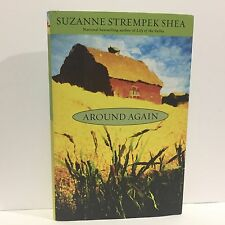 Around Again by Suzanne Strempek Shea HC DJ 1st/1st Free Shipping