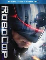 Robocop (Blu-ray + DVD + Digital HD copy) (Gary Oldman, Samuel L. Jackson) NEW