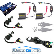 HID XENON LIGHT CONVERSION KIT H4 HI/LO BEAM *BEST KIT* Available for Cars UK
