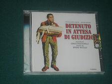 DETENUTO IN ATTESA DI GIUDIZIO COLONNA SONORA MUSICHE DI CARLO RUSTICHELLI
